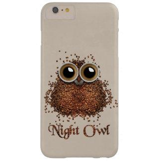 Coruja de noite capas iPhone 6 plus barely there