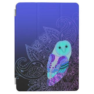 "Coruja de Swirly 9,7"" Capa Para iPad Pro"