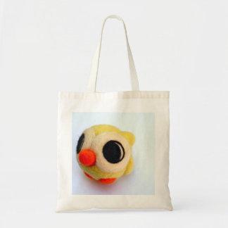 coruja funky bolsas de lona