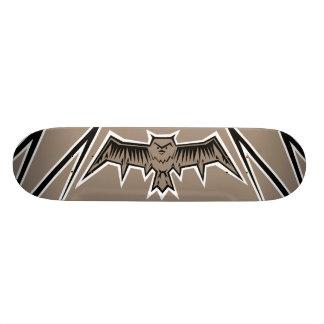 Coruja-Skate Shape De Skate 18,4cm