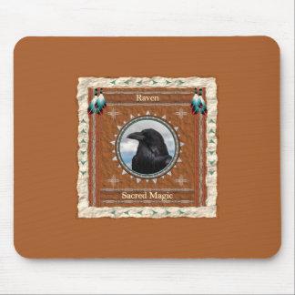 Corvo - Mousepad mágico sagrado