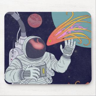 Cosmonauta Mouse Pad