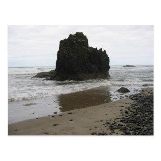 Costa de Oregon Cartões Postais