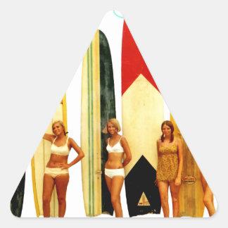 Costa dos Basco Biarritz Adesivo Triangular
