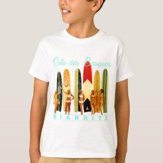 Costa dos Basco Biarritz Camiseta