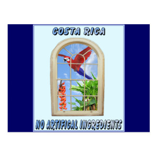 Costa Rica Cartão Postal