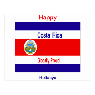 Costa-Rica Cartão Postal