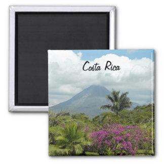 Costa Rica Ímã Quadrado