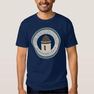 Costa-T-camisa de Amalfi Tshirts