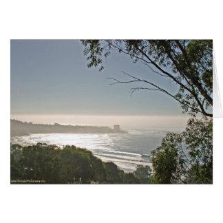 Costas de La Jolla do cartão de Scripps