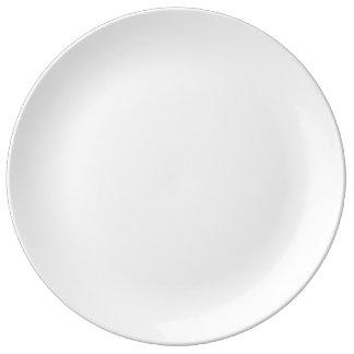 """Costume 10,75"""" placa decorativa da porcelana prato de porcelana"""