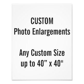 """Costume 11"""" x14"""" ampliação da foto até 40"""" x40 """""""