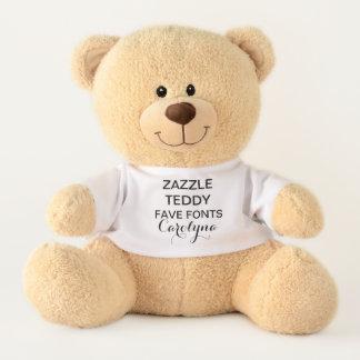 """Costume 17"""" modelo CAROLYNA do brinquedo do urso"""