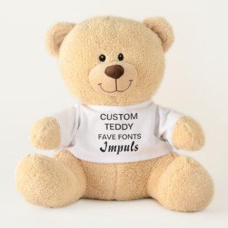 """Costume 17"""" modelo IMPULS do brinquedo do urso de"""