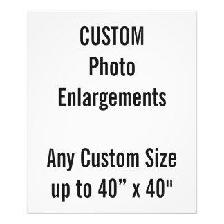 """Costume 20"""" x24"""" ampliação da foto até 40"""" x40 """""""