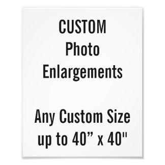 """Costume 8"""" x10"""" ampliação da foto até 40"""" x40 """""""