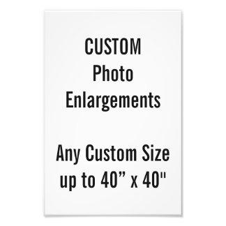 """Costume 8"""" X12"""" ampliação da foto até 40"""" x40 """""""
