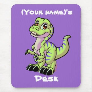 Costume de Rex do bebê Mouse Pad