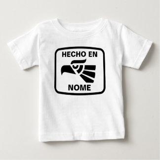 Costume do personalizado do en Nome de Hecho T-shirts