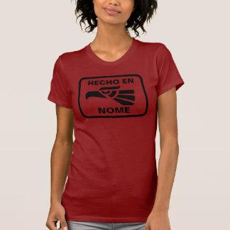 Costume do personalizado do en Nome de Hecho perso T-shirt