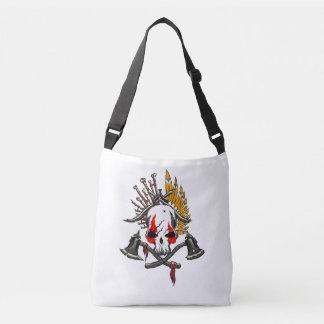 Costume dos piratas toda sobre - imprima o saco bolsa ajustável