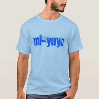 "Costume MI-yayo 305 das camisas de Miami ""aka Tri"