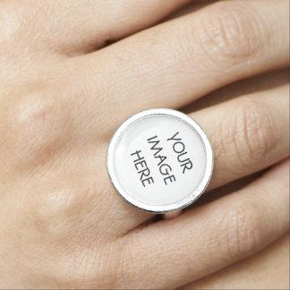Costume sua imagem aqui em volta do anel