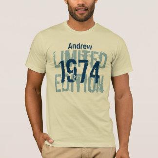 Costume V12 da edição limitada do aniversário de Camiseta