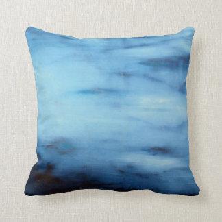 """Cotton pillow """"blue bay """" travesseiros de decoração"""