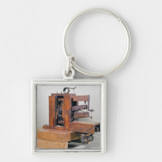 Couseuse', a primeira máquina de costura, 1830 chaveiros