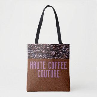 Couture do café de Haute Bolsa Tote