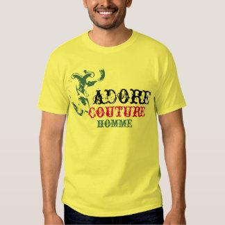 Couture Homme de J'adore Camisetas