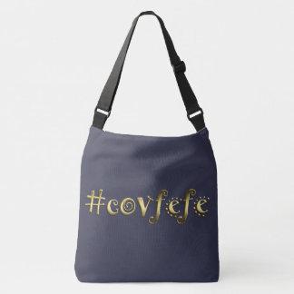 #covfefe! bolsa ajustável