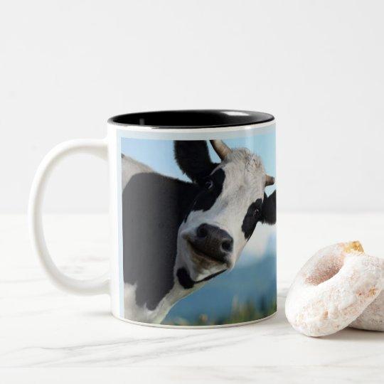 Cow Caneca