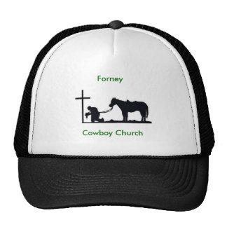 cowboy_and_cross, Forney, igreja do vaqueiro Boné