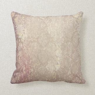 Coxim animal moderno do teste padrão da pele de co travesseiros de decoração