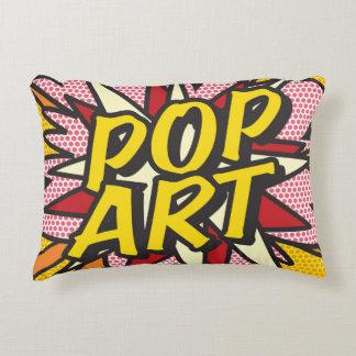 Coxim do travesseiro do acento do POP ART da banda Almofada Decorativa