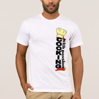 Cozimento com camisa da paixão - escolha o estilo
