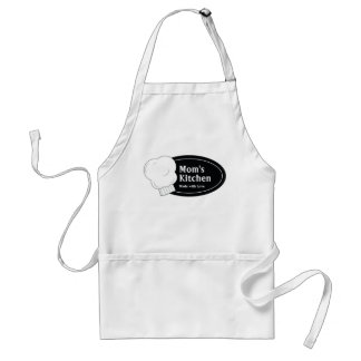 Cozinha das mães feita com amor avental