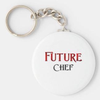 Cozinheiro chefe futuro chaveiro