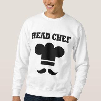 Cozinheiro chefe principal moletom