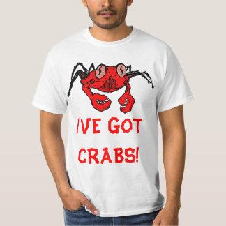 Crabby Camiseta