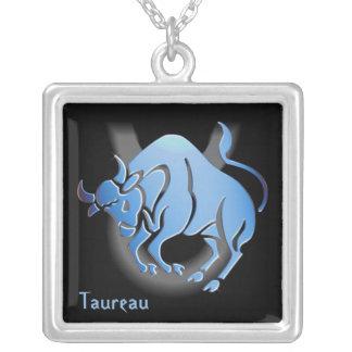 crachá signe du zodíaco Taureau Bijuteria