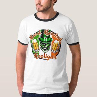 Crânio 2 do Leprechaun: O duro dirigiu o hooligan Camiseta