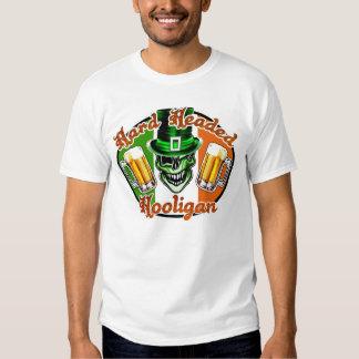 Crânio 2 do Leprechaun: O duro dirigiu o hooligan Camisetas