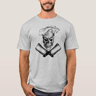 Crânio 3 do carniceiro camiseta
