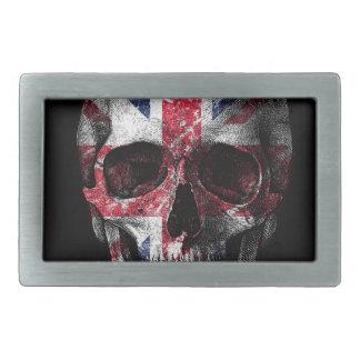 Crânio BRITÂNICO da bandeira
