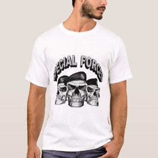 Crânio das forças especiais camiseta