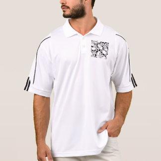 Crânio de balanço camisa polo