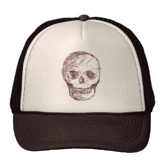 Crânio de Brown Bonés